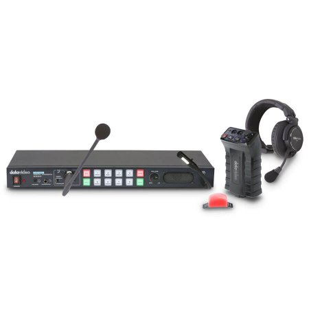 Sistema de Intercom Digital Datavideo ITC-300