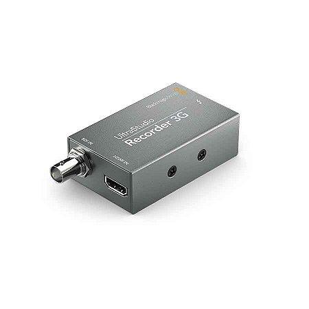 Placa de captura Blackmagic Ultrastudio Recorder 3G