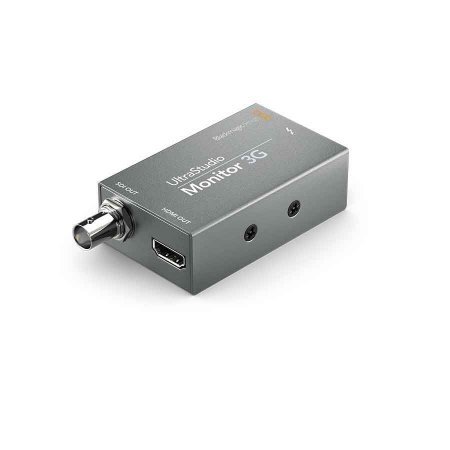 Placa de Monitoração Blackmagic Ultrastudio Monitor 3G