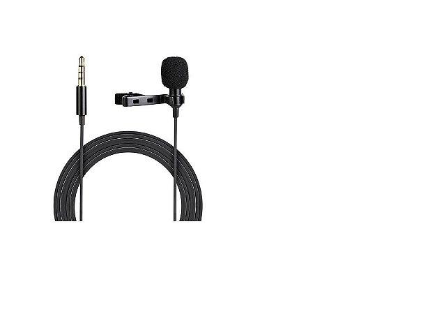 Microfone de Lapela Prostream LAV GO