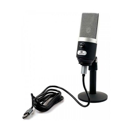 Microfone de Mesa Greika FO-USM2