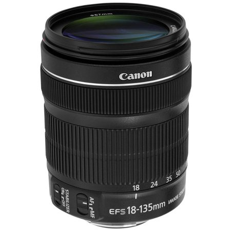 Lente Canon EF-S 18-135mm f/3.5-5.6 IS STM