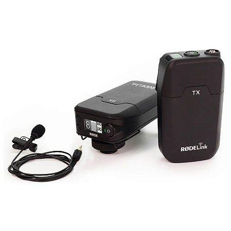 Microfone Rode RODELink Filmmaker Kit Digital