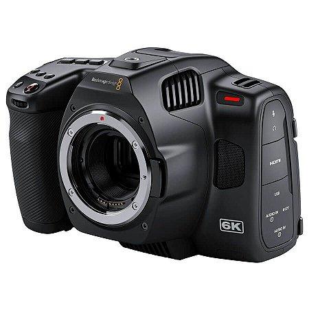 Câmera Blackmagic Pocket Cinema Camera 6K Pro