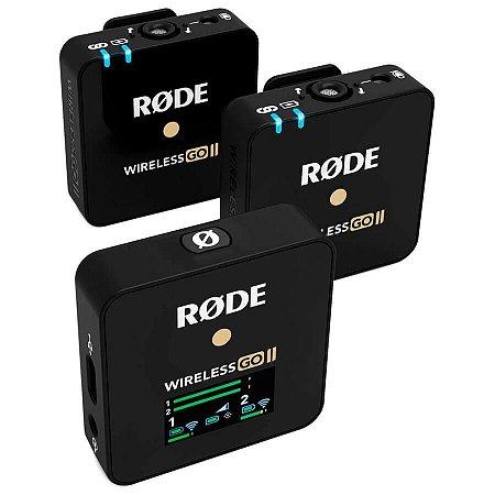 Microfone RODE Wireless Go II