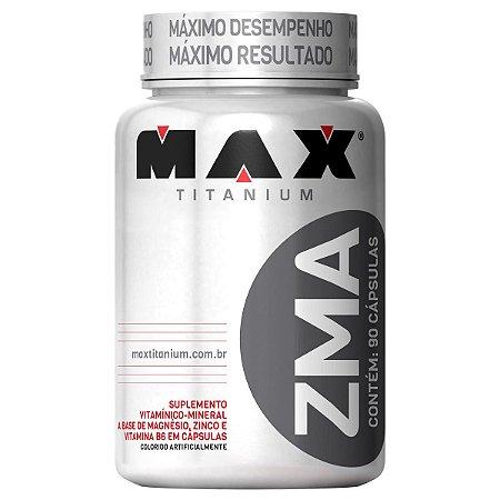ZMA ( 90 CÁPS) MAX TITANIUM