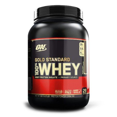 WHEY GOLD STANDARD ISOLADO- 2lbs-OPTIMUN NUTRITION