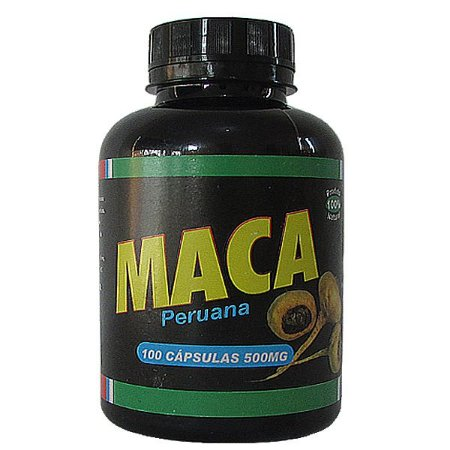 MACA PERUANA ( 100 CÁPS ) 500MG-DISTRINATUS