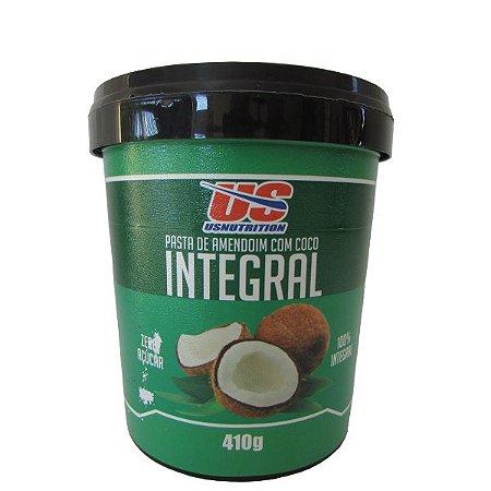 PASTA DE AMENDOIM( 410G) COM COCO INTEGRAL
