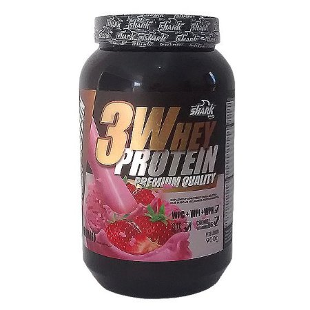 3 WHEY PROTEIN PREMIUM QUALITY- SHARK PRO