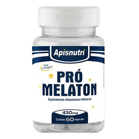 PRÓ- MELATON ( 60 CÁPS) - 430mg