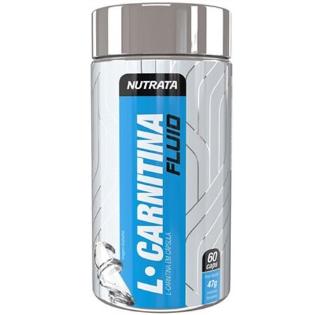 L-CARNITINA FLUID( 60 CAPS) NUTRATA