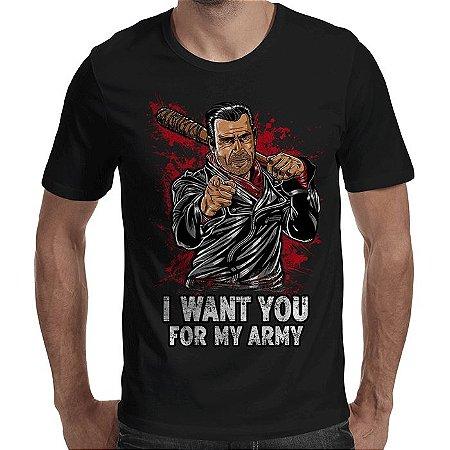 Camiseta I Want You