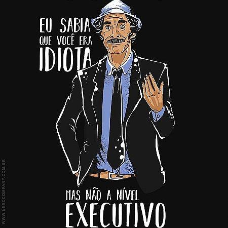 Camiseta Seu Madruga Executivo - Masculina