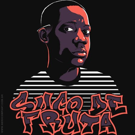 Camiseta Suco de Fruta - Masculina