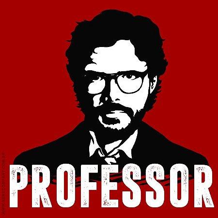 Camiseta Professor La Casa - Masculina