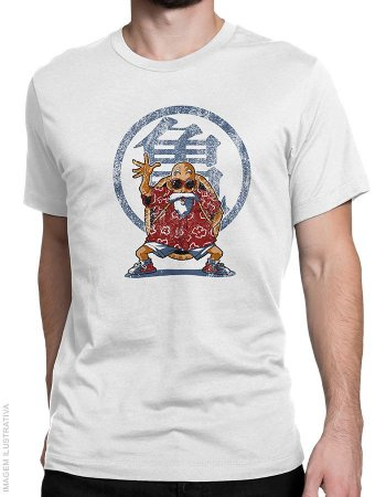 Camiseta Master Kame