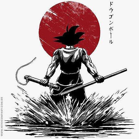 Camiseta Goku Pure of Heart Warrior - Masculina