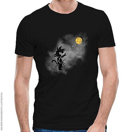 Camiseta Goku Balloon