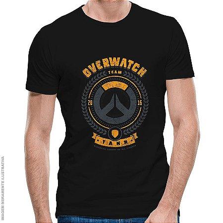 Camiseta Overwatch Team Tank