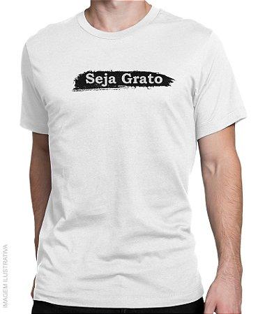 Camiseta Seja Grato