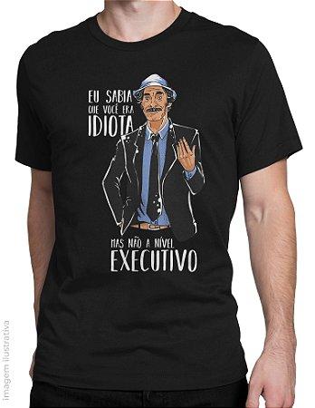 Camiseta Seu Madruga Executivo