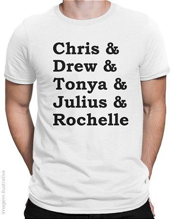 Camiseta Chris Names