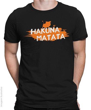 Camiseta Hakuna Matata