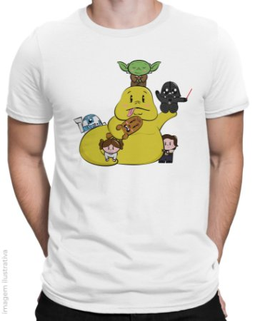 Camiseta Star Wars Cute