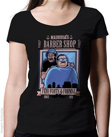 Blusinha Madruga's Barber Shop