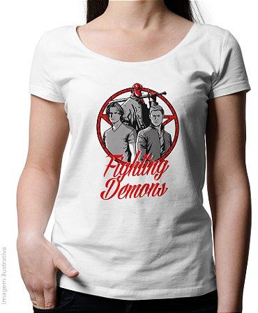 Blusinha Fighting Demons