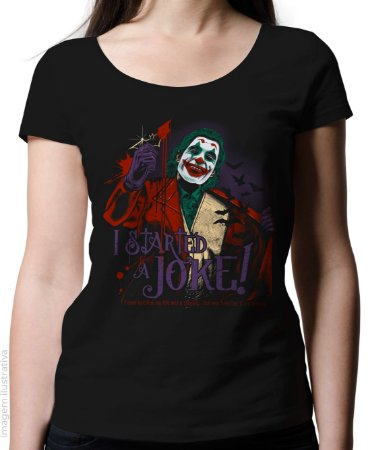 Blusinha Joker