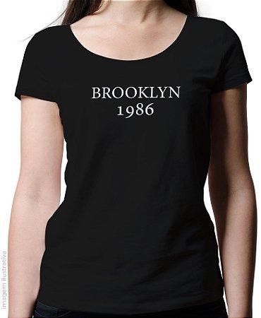 Blusinha Brooklyn 1986