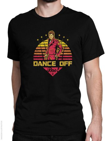 Camiseta Dance off Bro