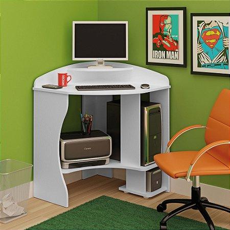 Mesa Para Computador Java Branco