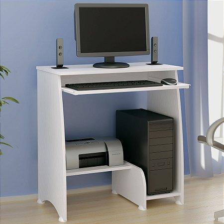 Mesa para Computador Pixel Branco