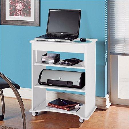 Mesa para Notebook com Tampo Portatil Branco
