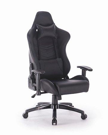 Cadeira Gamer Plus Preto Bulk