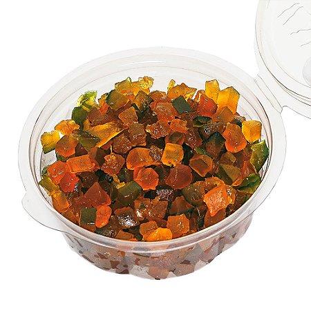 Frutas cristalizadas (bandeja 200g)