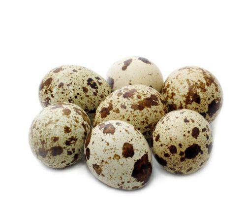 Ovos de codorna (30 unidades)