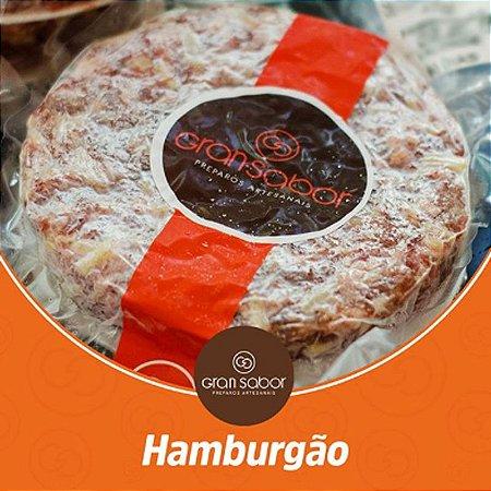 GRAN SABOR - Hamburger Blend de picanha c/ fraldinha  (400g)