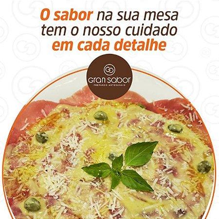 GRAN SABOR - Carpaccio de carne (200g)