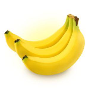 Banana prata (kg / aprox. 8 unidades)