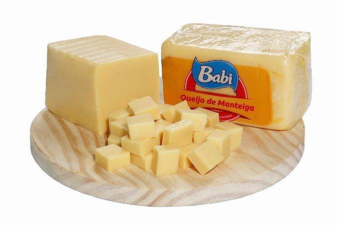 BABI - Queijo de manteiga (aprox. 500g)