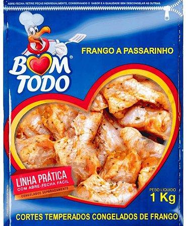[FRANGO BOM TODO] A passarinho temperado (IQF 1kg)