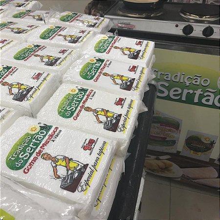 TRADIÇÃO DO SERTÃO - Goma de mandioca para tapioca (pacote a vácuo 1kg)