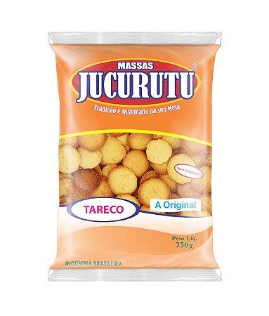 MASSAS JUCURUTU - BISCOITO TARECO (pacote 270g)