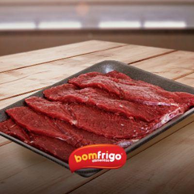 [Carne bovina BOMFRIGO] Bife de cochão mole (1kg)