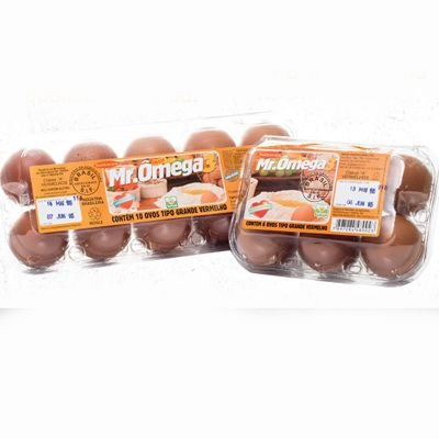 [TAPUIO] Ovos Mr. Ômega 3 (10 unidades)