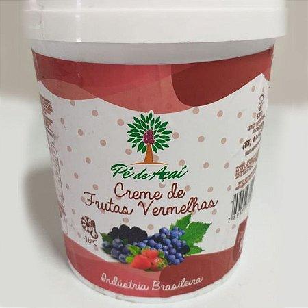 PÉ DE AÇAÍ - Creme de frutas vermelhas (900g)